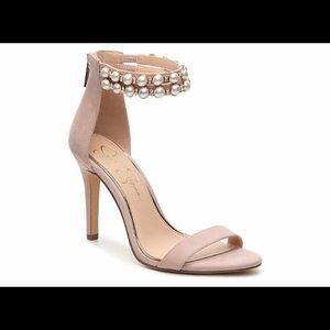 Jessica Simpson Blush Heels